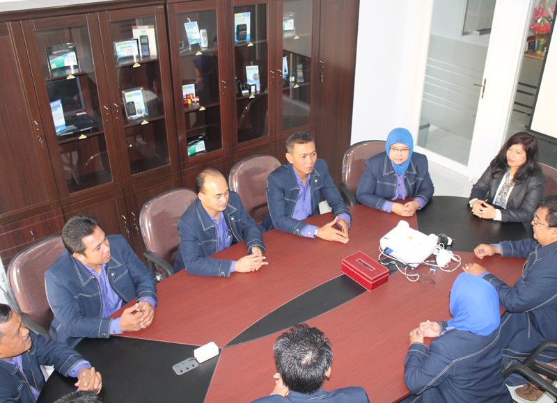 Ruang Rapat PT Pratama Kinerja Perkasa